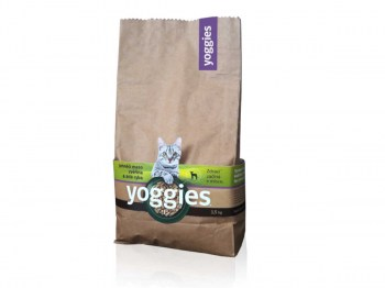 Yoggies Cat